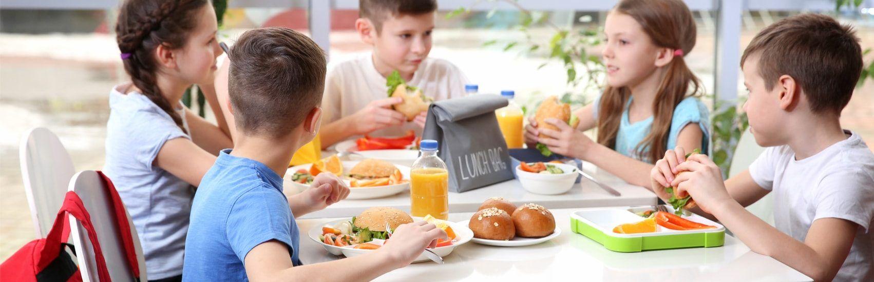 Catering dla szkół - Warszawa