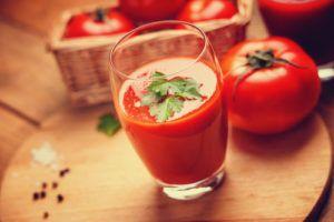 Szef kuchni poleca: zdrowy napój Pan Pomidorek