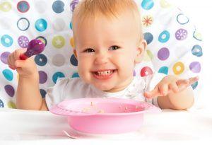 Żywienie dziecka w wieku poniemowlęcym